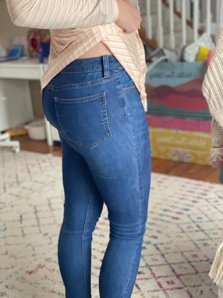 matilda jane jeans fit