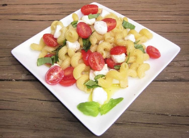 best caprese pasta salad recipe