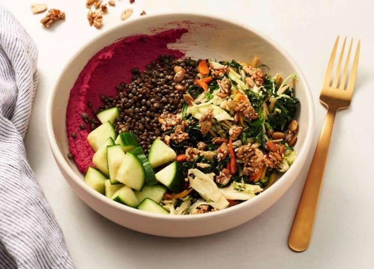 Recipe For Buddha Bowl