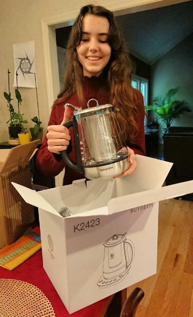 buydeem tea maker K2423