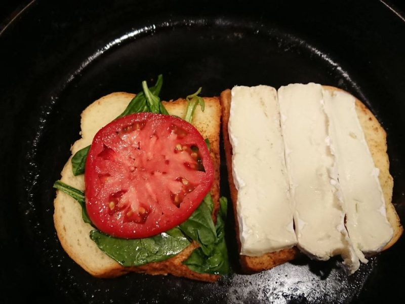 brie grilled cheese sandwich recipe