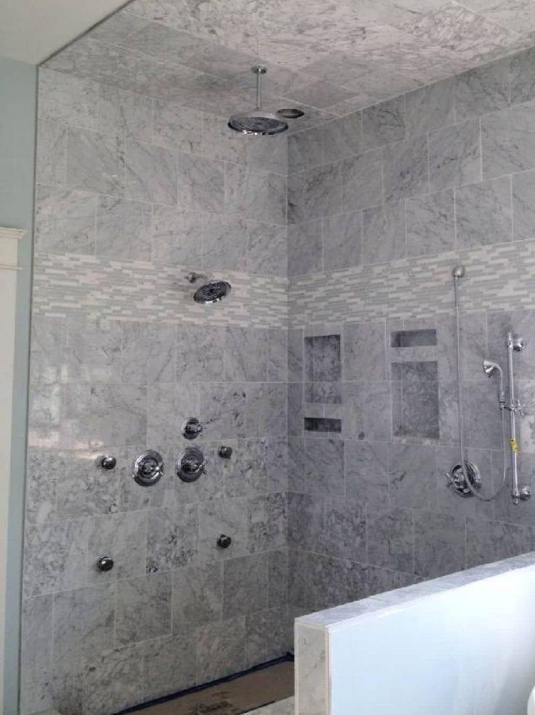 shower technology