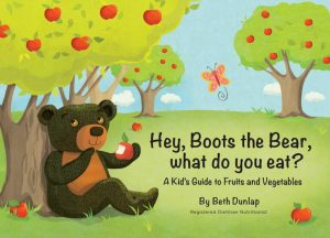 Healthy eating books for kids
