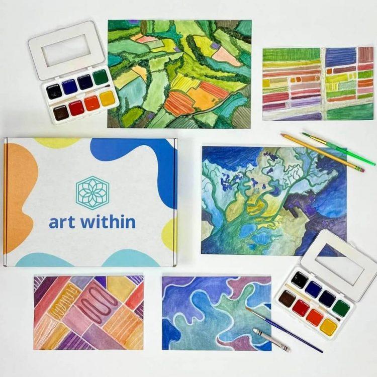 art subscription boxes
