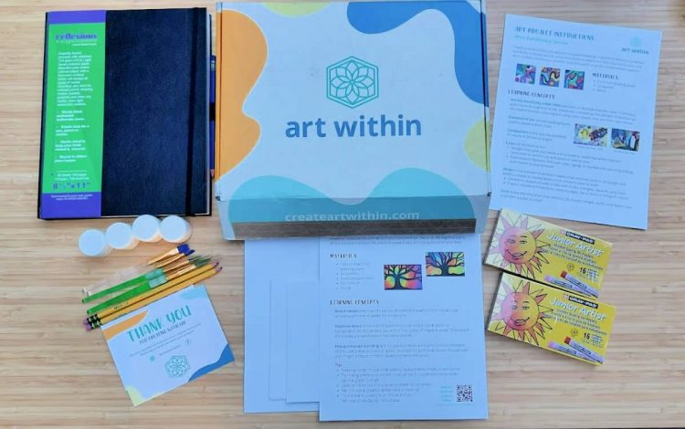 art within review