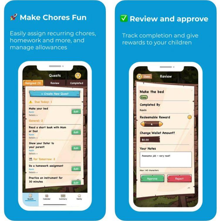 chore app