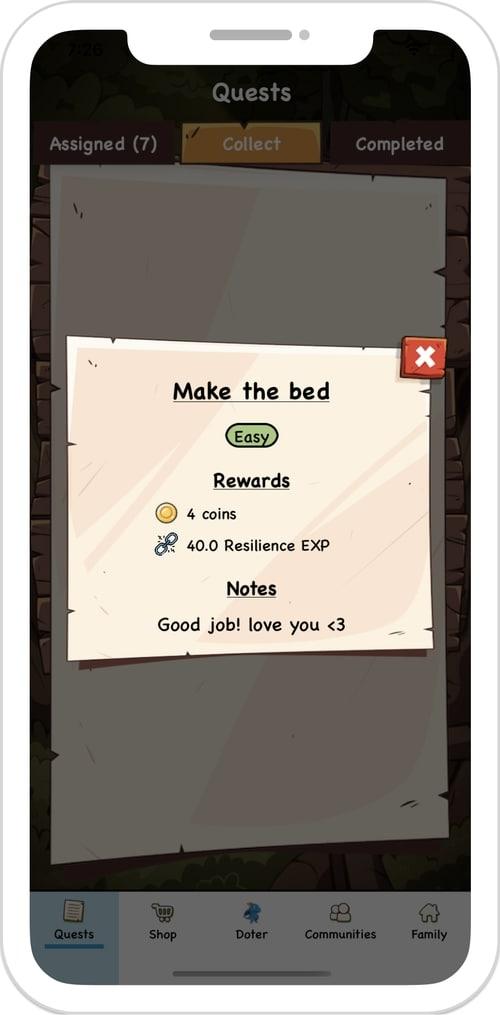 chore app for kids