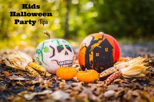kids Halloween party tips