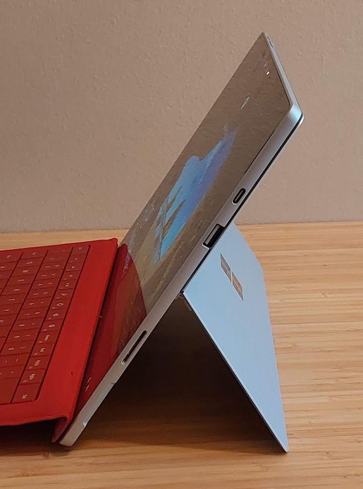 Surface Pro 7 Ports