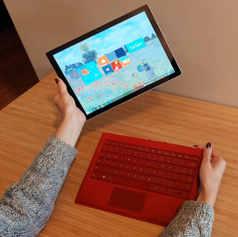 Surface Pro 7 i5